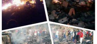 Donasi Kebakaran Rumah